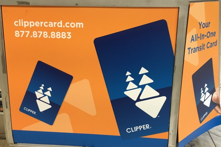 Clipper Card