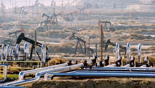 California Aquifers Contaminated With Billions of Gallons of Fracking Waste
