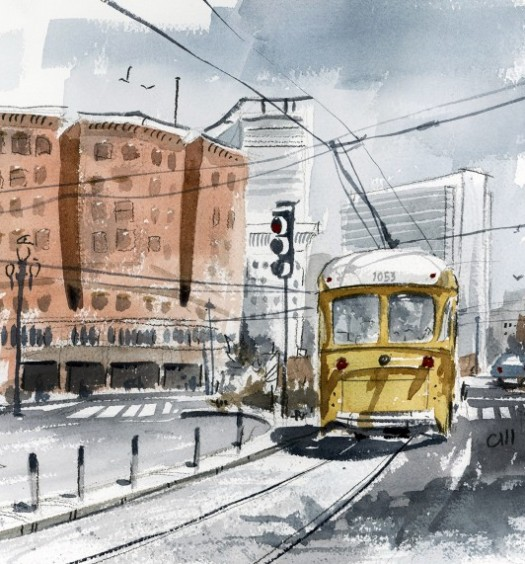San Francisco Light-Rail