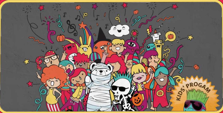 Halloween Hoopla at Yerba Buena Gardens